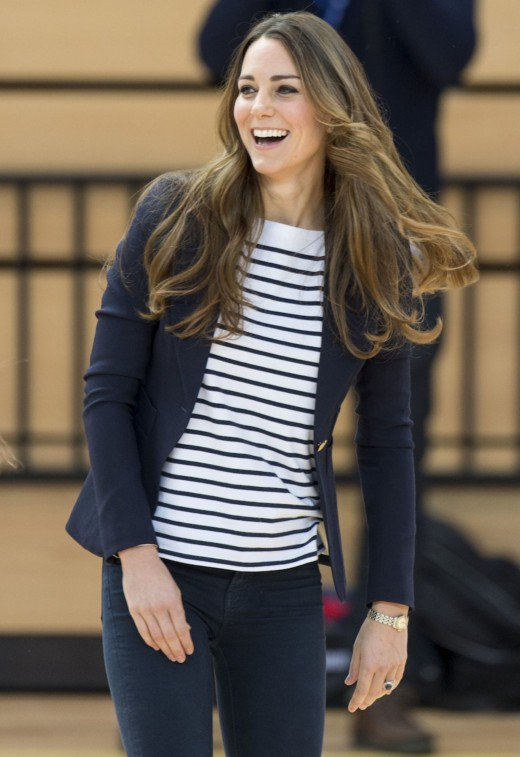kate,middletons,top,5,casual,outfits,bellatory,kate
